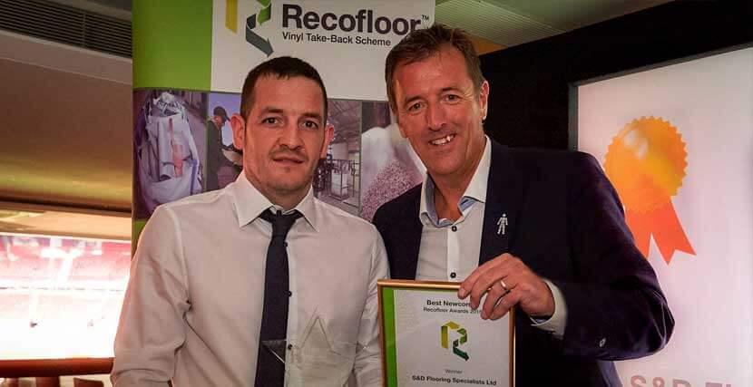 Recofloor-Bronze Award